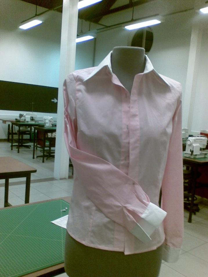 primeira camisa